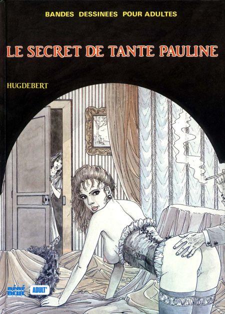 Hugdebert comix - Le secret de tante Pauline 01