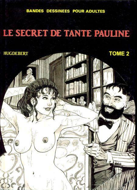 Hugdebert comix - Le secret de tante Pauline 02