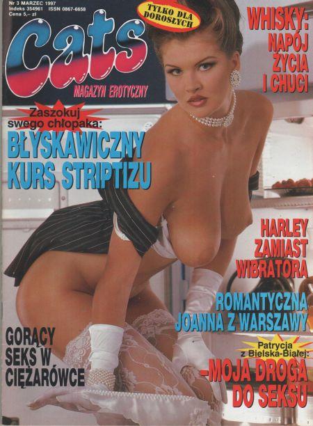 CATS magazyn erotyczny № 3 (1997)