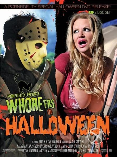 Whoreers Of Halloween (2015)