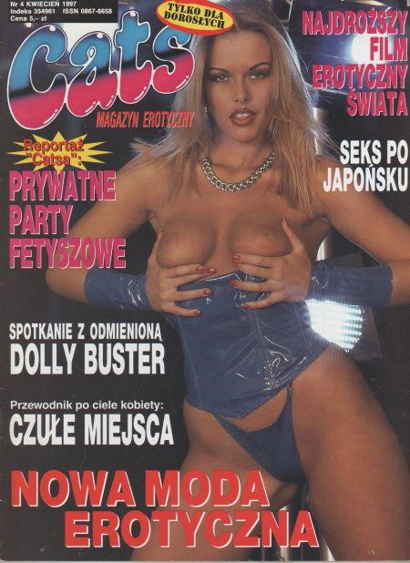 CATS magazyn erotyczny № 4 (1997)