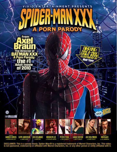 Spider-Man XXX. A Porn Parody / Человек-Паук. ХХХ Пародия [2011]