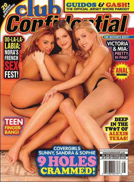 Club Confidential № 9 (September 2010)