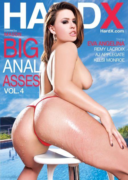 Big Anal Asses 4 / Большие Анальные Задницы 4 [2015]