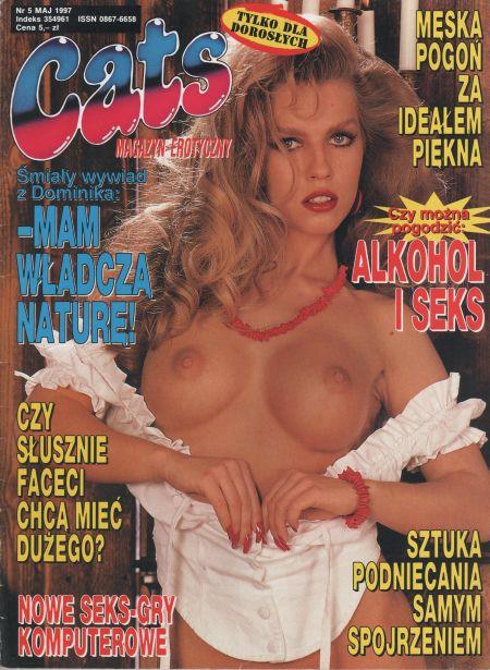 CATS magazyn erotyczny № 5 (1997)