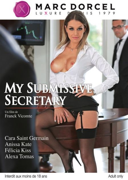 My Submissive Secretary / Моя Покорная Секретарша [2015]
