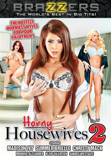 Horny Housewives 2 / Возбужденные Домохозяйки 2 [2015]
