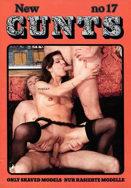 Color Climax NEW CUNTS № 17