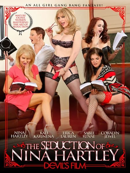 The Seduction Of Nina Hartley (2016)