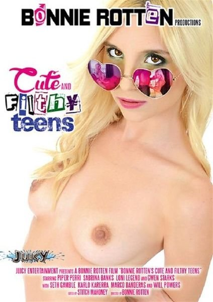 Cute And Filthy Teens (2015) WEBRip-SD