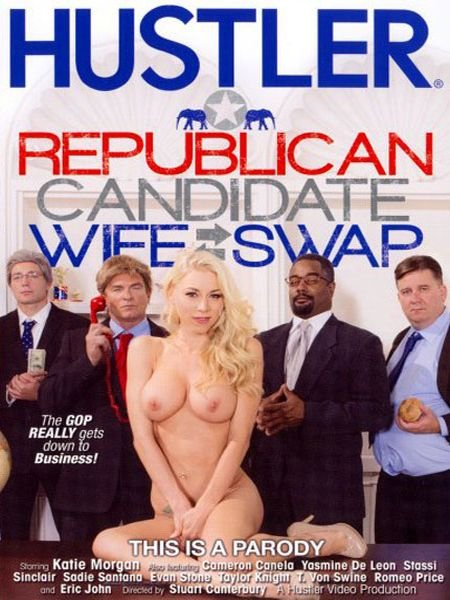 Republican Candidate Wife Swap (2016)