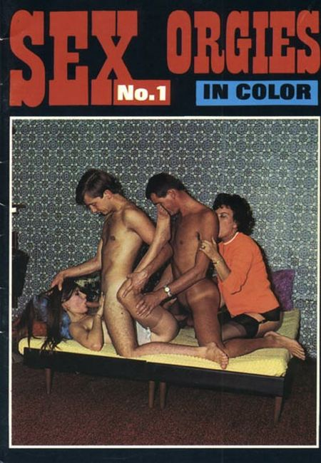 Sex Orgies in Color No.1