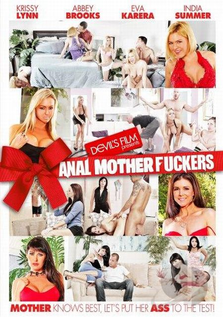 Anal Mother Fuckers 1 / Анальные Мамотрахари 1 [2015]
