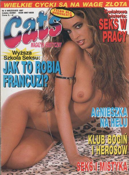 CATS magazyn erotyczny № 9 (1997)