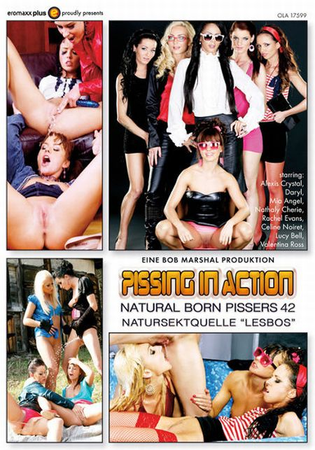 Pissing In Action - Natural Born Pissers 42 / Писсинг в действии - Прирождённые Зассыхи 42 [2015]