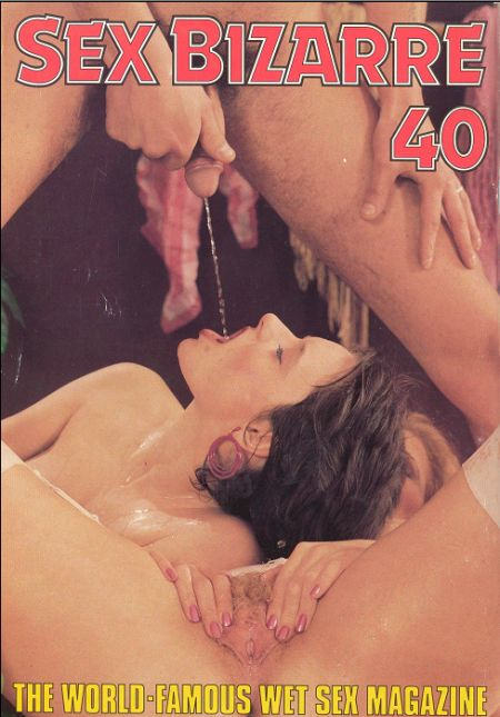 Color Climax Sex Bizarre № 40