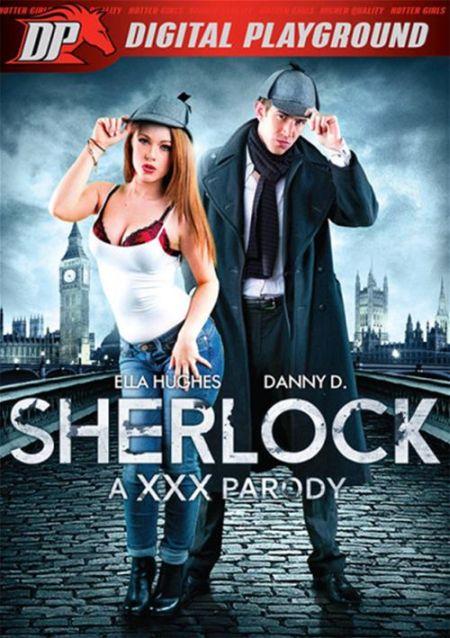 Sherlock: A XXX Parody / Шерлок: Порно Пародия [2015]