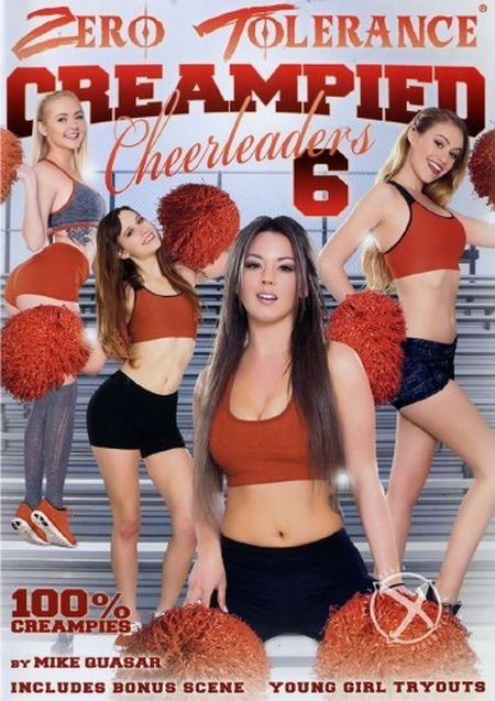 Creampied Cheerleaders 6 (2016)