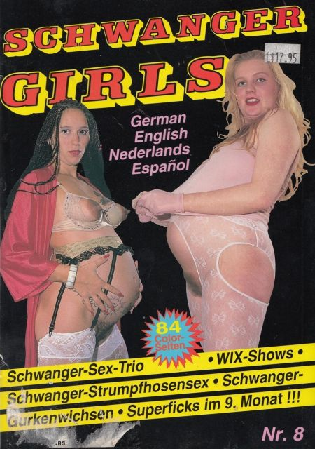 Schwanger Girls № 8