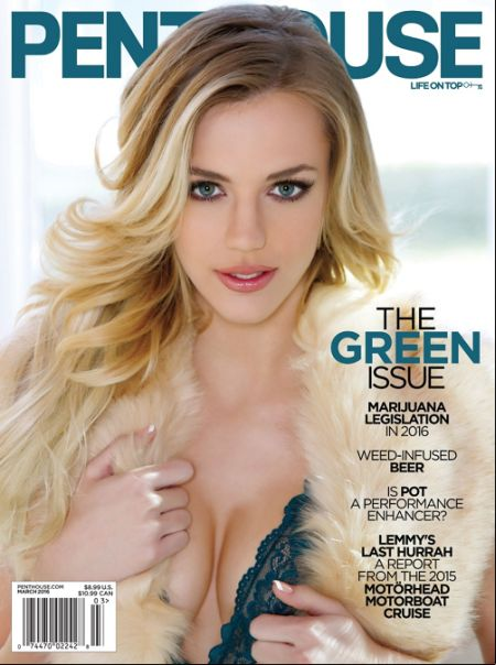 Penthouse № 3 (March 2016) USA