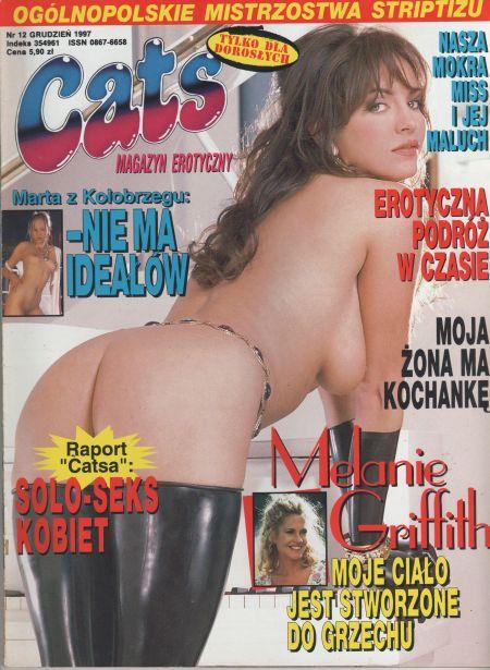 CATS magazyn erotyczny № 12 (1997)