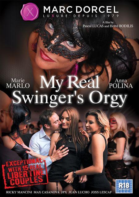 My Real Swinger's Orgy / Моя Реальная Свингер Оргия [2016]
