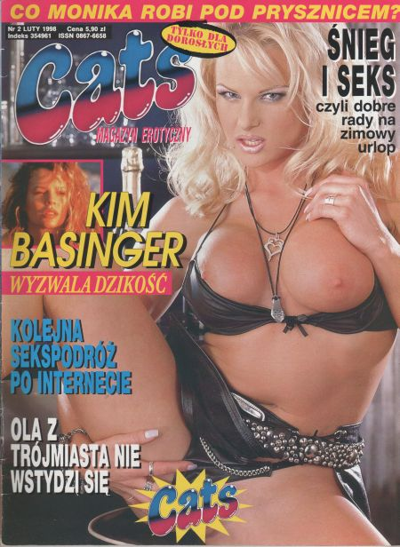CATS magazyn erotyczny № 2 (1998)