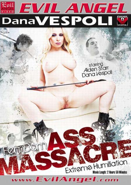 Femdom Ass Massacre / Доминирование Над Задницей [2014]