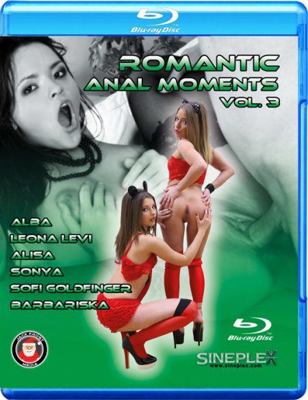 Romantic Anal Moments 3 / Романтические Анальные Моменты 3 [2016]