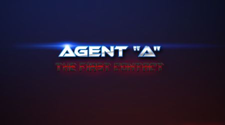 Agent A. The First Contact