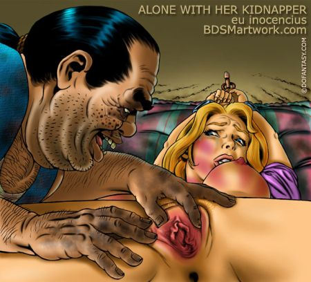 Alone with her Kidnapper
