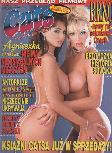 CATS magazyn erotyczny № 3 (1998)