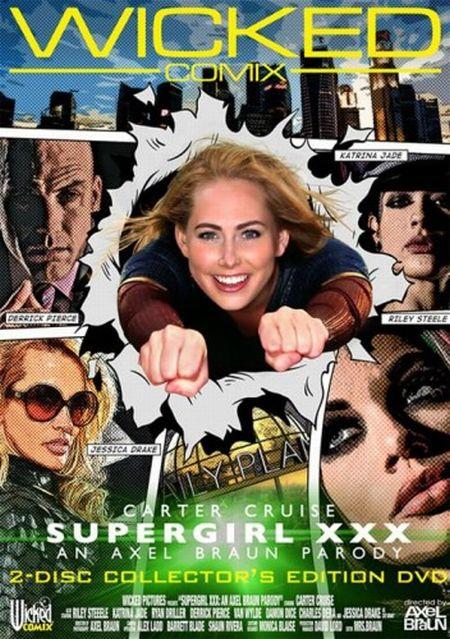 Supergirl XXX: An Axel Braun Parody / Супергёрл [2016]
