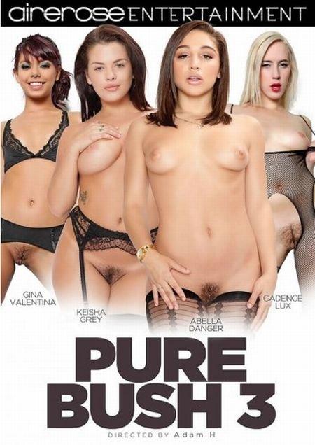 Pure Bush 3 / Лохматые лобки 3 (2016)