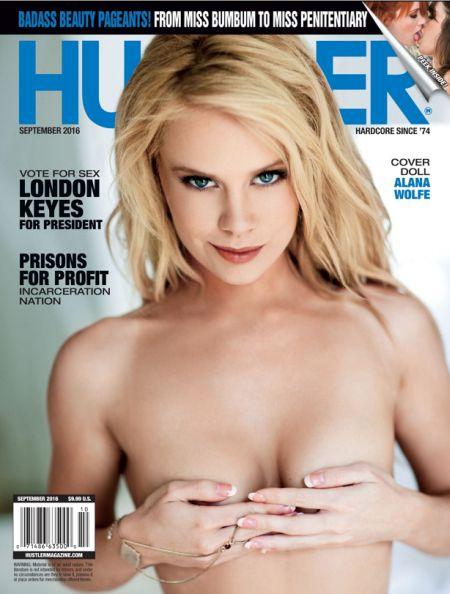 Hustler № 9 (September 2016)