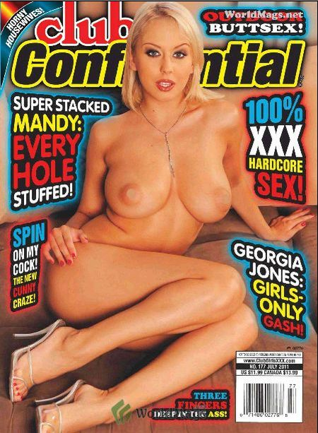 Club Confidential № 7 (July 2011)