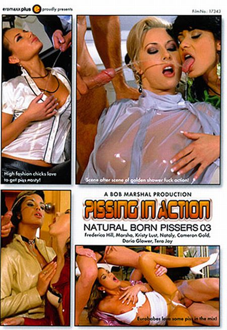 Pissing in Action - Natural Born Pissers 3 / Писсинг в действии - Прирождённые зассыхи 3 [2012]