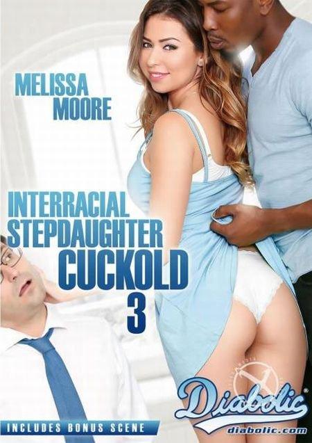 Interracial Stepdaughter Cuckold 3 / Межрасовый Рогоносец Падчерицы 3 (2016)