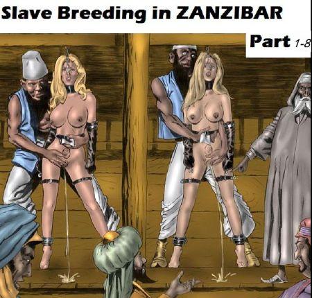Slave Breeding in Zanzibar 1-8