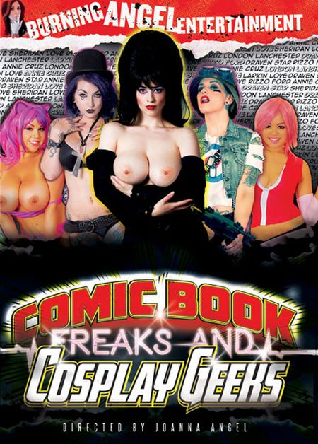 Comic Book Freaks And Cosplay Geeks / Комиксовые Фрики и Косплейные Гики [2015]