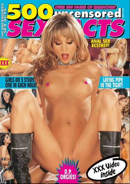 500 Uncensored Sex Acts - 2007 - 05
