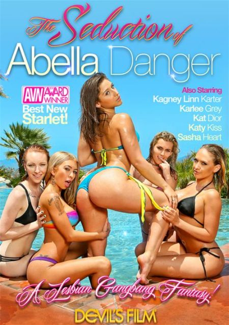The Seduction of Abella Danger / Соблазнение Горячей Абеллы [2016]