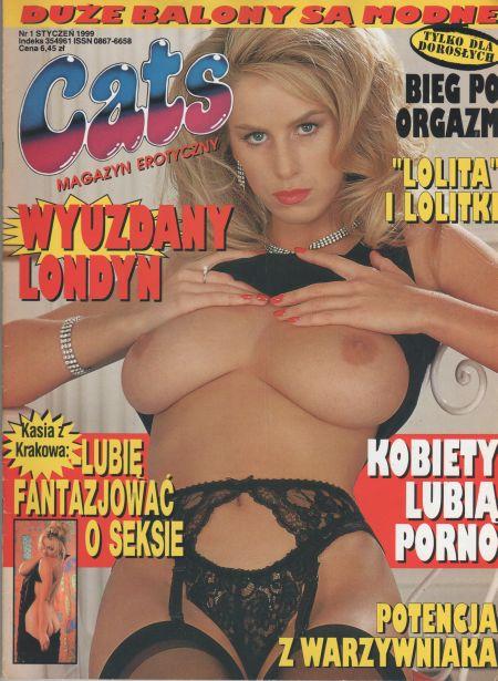 CATS magazyn erotyczny № 1 (1999)