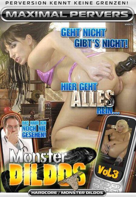 Monster Dildos 3 / Огромные Фаллоимитаторы 3 [2012]