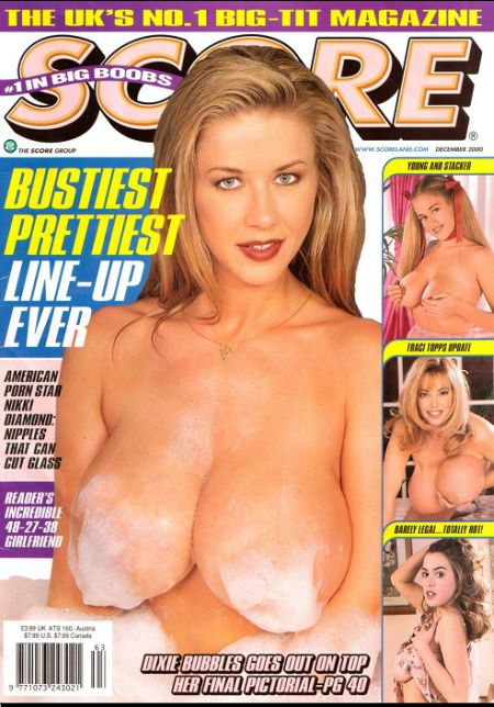 Score Magazine № 12 (2000)