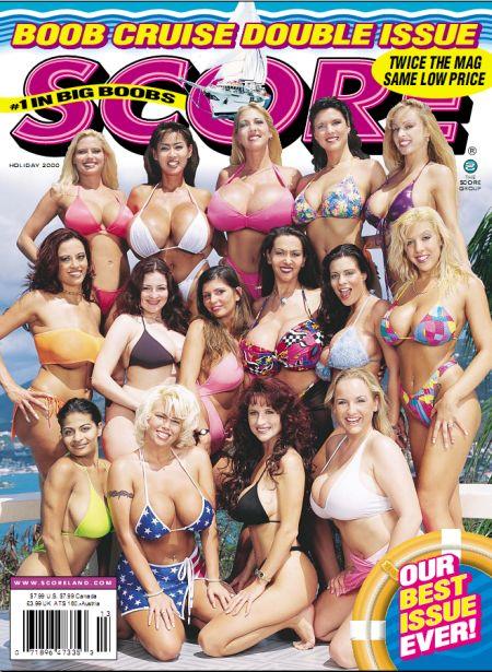 Score Magazine № 13 (2000)