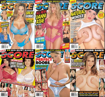 Score Magazine № 1-13 (2004)