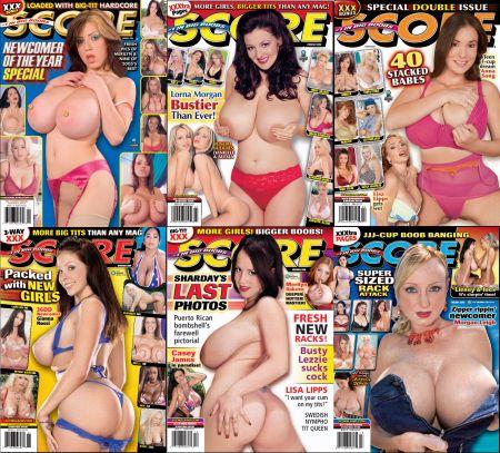 Score Magazine № 1-14 (2006)