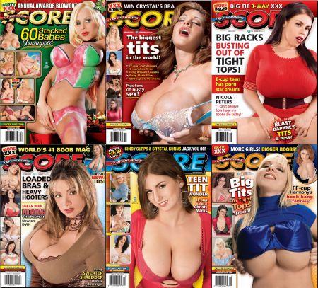 Score Magazine № 1-12 (2007)