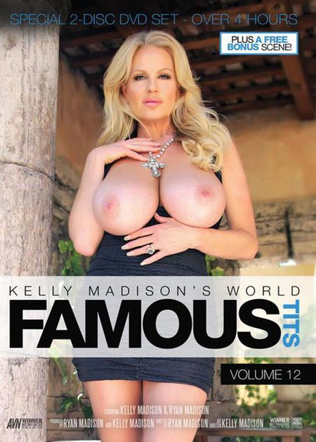 Kelly Madison's World Famous Tits 12 / �������� ��������� ������ ����� ������� 12 [2015]